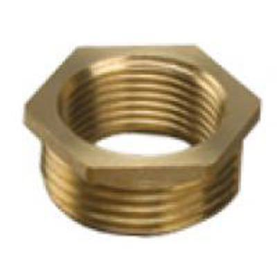 Compression Brass Reducing Bush 25mm x 19mm