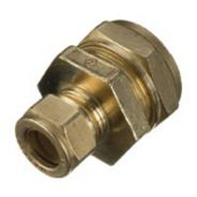 Compression Reducing Coupling 22mm x 15mm