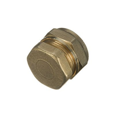 Compression Stop End 28mm