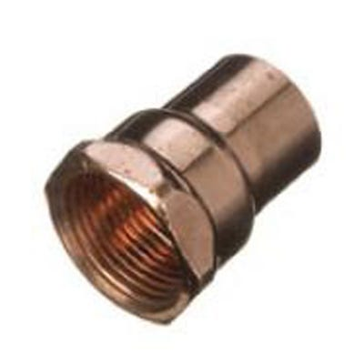 End Feed Female Coupling 35mm x 1¼''
