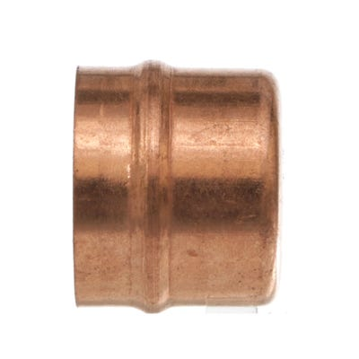 Solder Ring End Cap 28mm