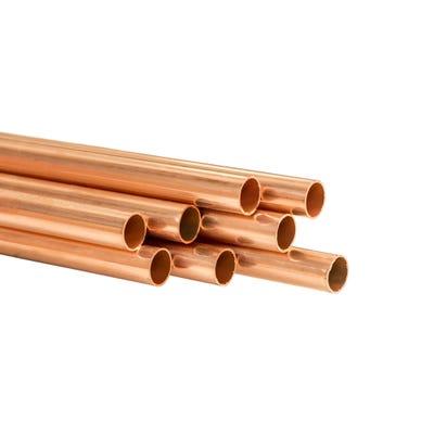 Copper Tube 28mm x 3m