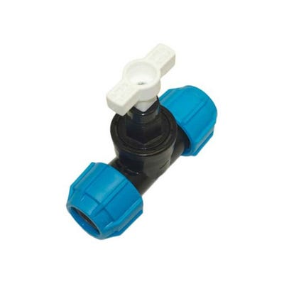 25mm Polypipe Polyfast Stop Cock 42625