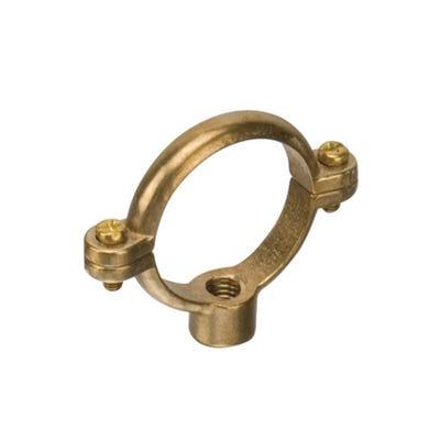 Brass Single Ring 28mm