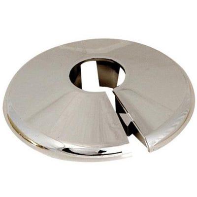 Pipe Collars Chrome 15mm