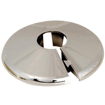 Pipe Collars Chrome 15mm