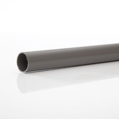 40mm Polypipe Waste Pipe 3000mm Grey ABS WS12G
