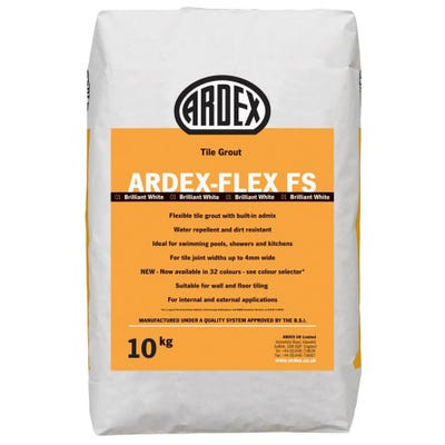 Ardex Flex FS Brilliant White 10Kg