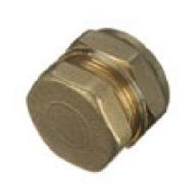 Compression End Cap 10mm