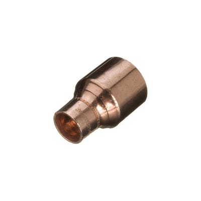 End Feed Reducing Coupling 15mm - 12mm