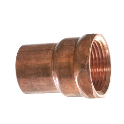 End Feed Female Coupling 15mm x ½''