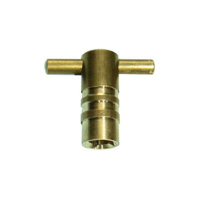 Standard Brassware Radiator Key