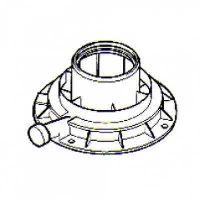 Main Multifit Vertical Flue Adaptor 5111070