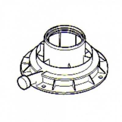 Main Multifit Vertical Flue Adaptor 5111070