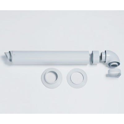 Vaillant Ecotec/Ecomax Standard Horiz Flue Kit 303933