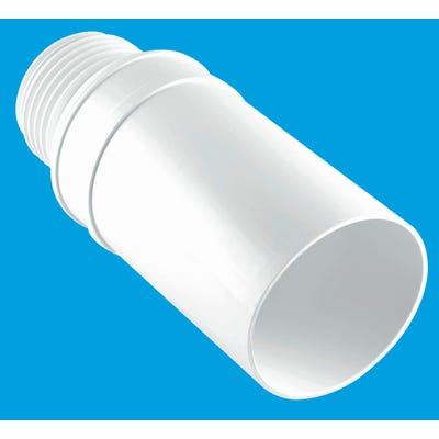 McAlpine Straight Pan Extension Connector