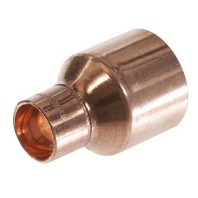 End Feed Fitting Reducer 42mm x 22mm