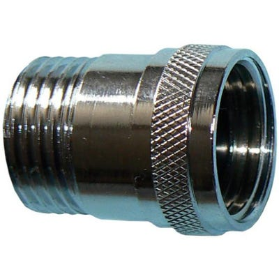 Chrome Shower Check Valve 13mm