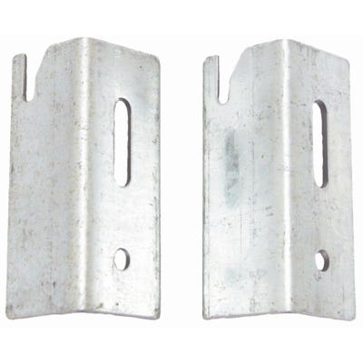 Replacement Radiator Brackets Pack of 4