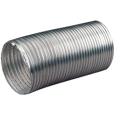 Manrose 150mm / 6'' x 3m Length Aluminium Ducting
