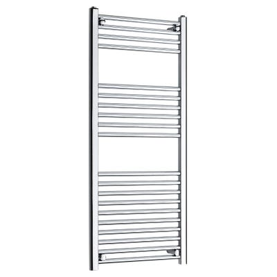 Kartell Straight Chrome Towel Rail 600mm x 1200mm