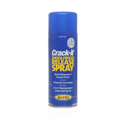 Crack It Plumbers Release Spray 400ml