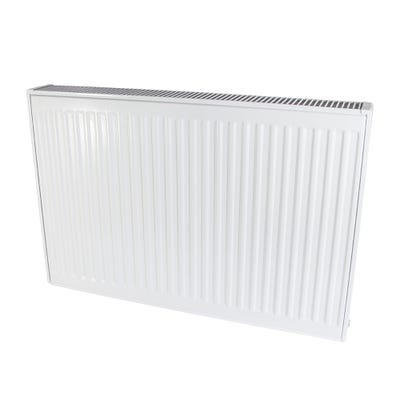 Heat Pro Compact Type 21 Double Panel Plus Single Convector Radiator 600 X 600mm