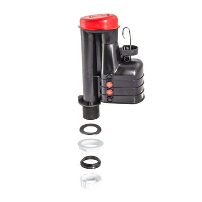 Fluidmaster Pro Series Flush Syphon 8''
