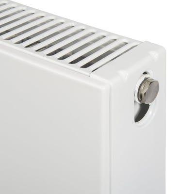 Heat Pro Proflat Panel Type 11 Single Panel Single Convector Radiator 600 x 600mm