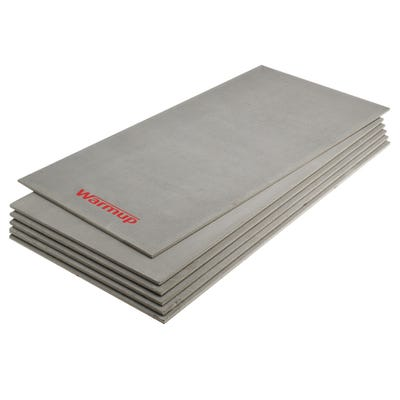 Warmup Electric Underfloor Heating Insulation Board 6mm