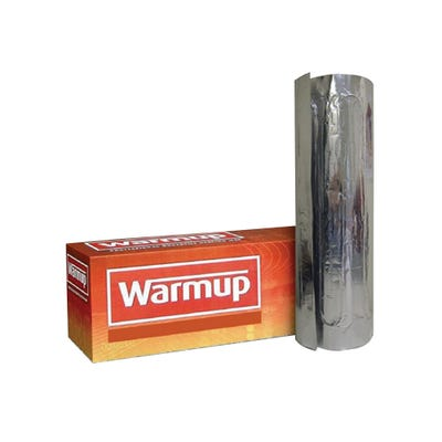 Warmup Foil Heater 140W Electric Underfloor Heating System 12m²