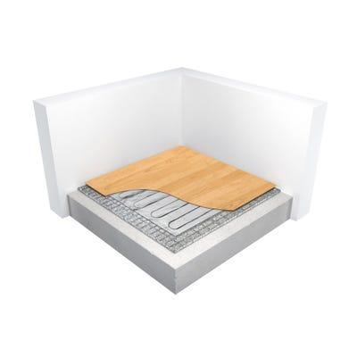 Warmup Electric Underfloor Heating Insulated Underlay 2.5m²