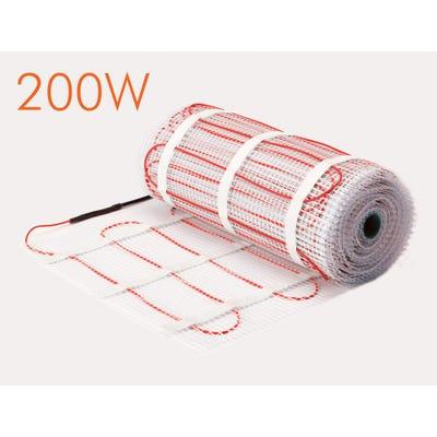 SunStone 200W Electric Underfloor Heating Mat 15m²