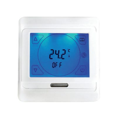 SunStone Touchscreen Thermostat With Probe