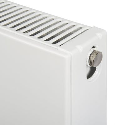 Heat Pro Proflat Panel Type 11 Single Panel Single Convector Radiator 400 x 400mm