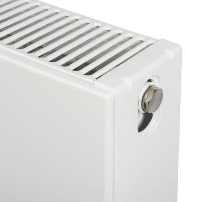 Heat Pro Proflat Panel Type 22 Double Panel Double Convector Radiator 400 x 600mm