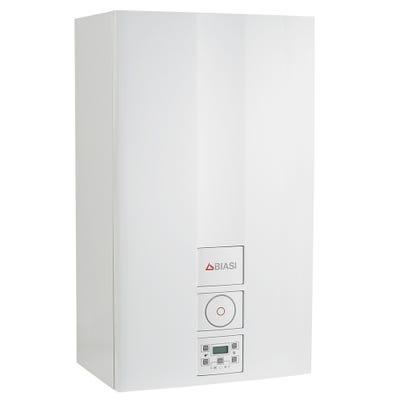 Biasi ERP Adanced Plus 7 25kW HE Combi Boiler Inc Flue