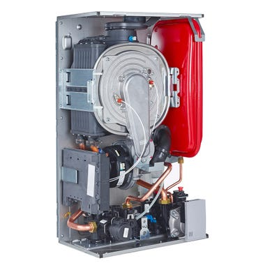 Biasi Advanced Plus 7 25c - 25kW System Boiler Incl Flue