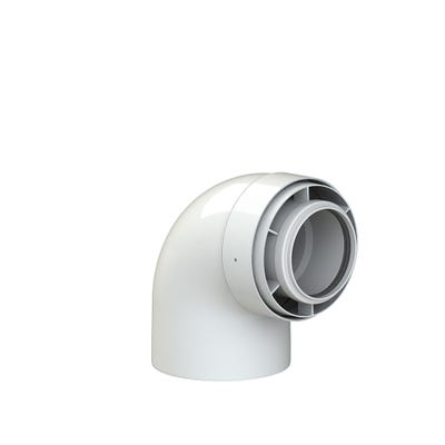 Viessmann Flue Elbow 87° 60/100mm 7373226