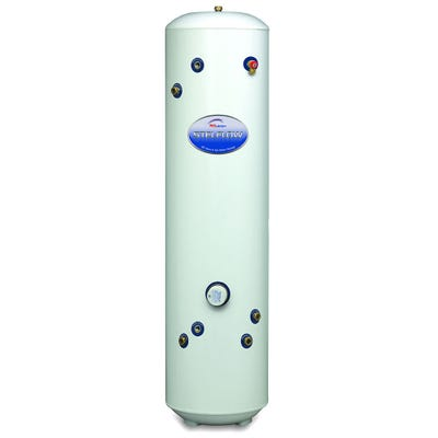 RM 120L Stelflow 120Si Indirect Slimline Unvented Cylinder