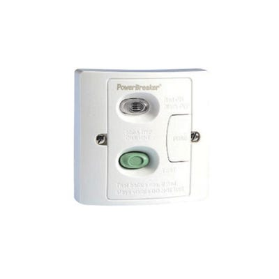30mA Double Pole RCD Spur
