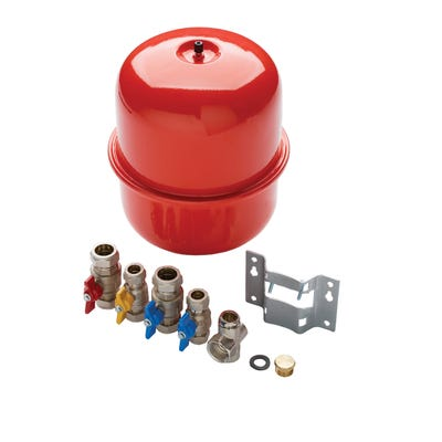 Intergas Fitting Kit C 8L Robokit With Valves