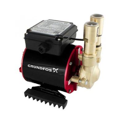 Grundfos Amazon 2.0 Bar Positive Single Impeller Shower Pump