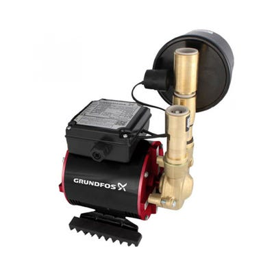 Grundfos Amazon 3.0 Bar Universal Single Impeller Shower Pump
