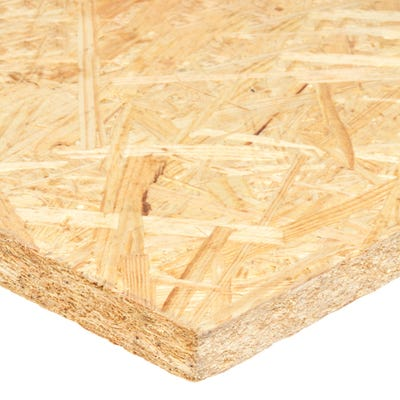 18mm OSB 3 Board 2440mm x 1220mm (8' x 4')