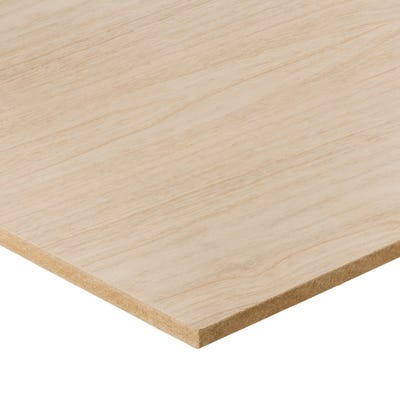 6mm Cherry Veneered MDF Board A/B Grade 2440mm x 1220mm (8' x 4')