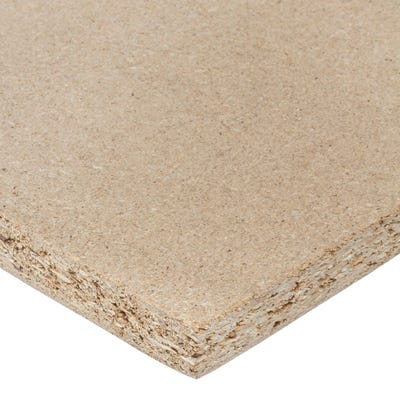 18mm Standard Chipboard Sheet 2440mm x 1220mm (8' x 4')