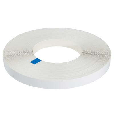 19mm White Iron On Edging Tape 10m