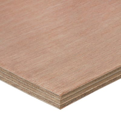 12mm Far Eastern Marine Grade Plywood 2440mm x 1220mm (8' x 4') Pack of 75