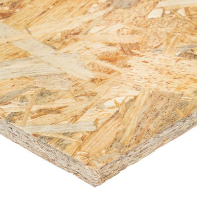 11mm OSB 3 Board 2440mm x 1220mm (8' x 4') Pack of 76